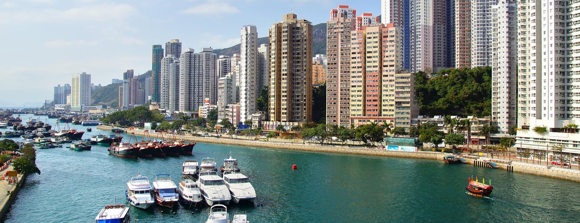 Hongkong – Aberdeen
