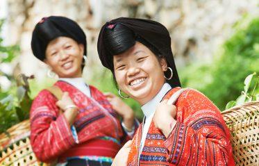 Kinas natur & minoriteter