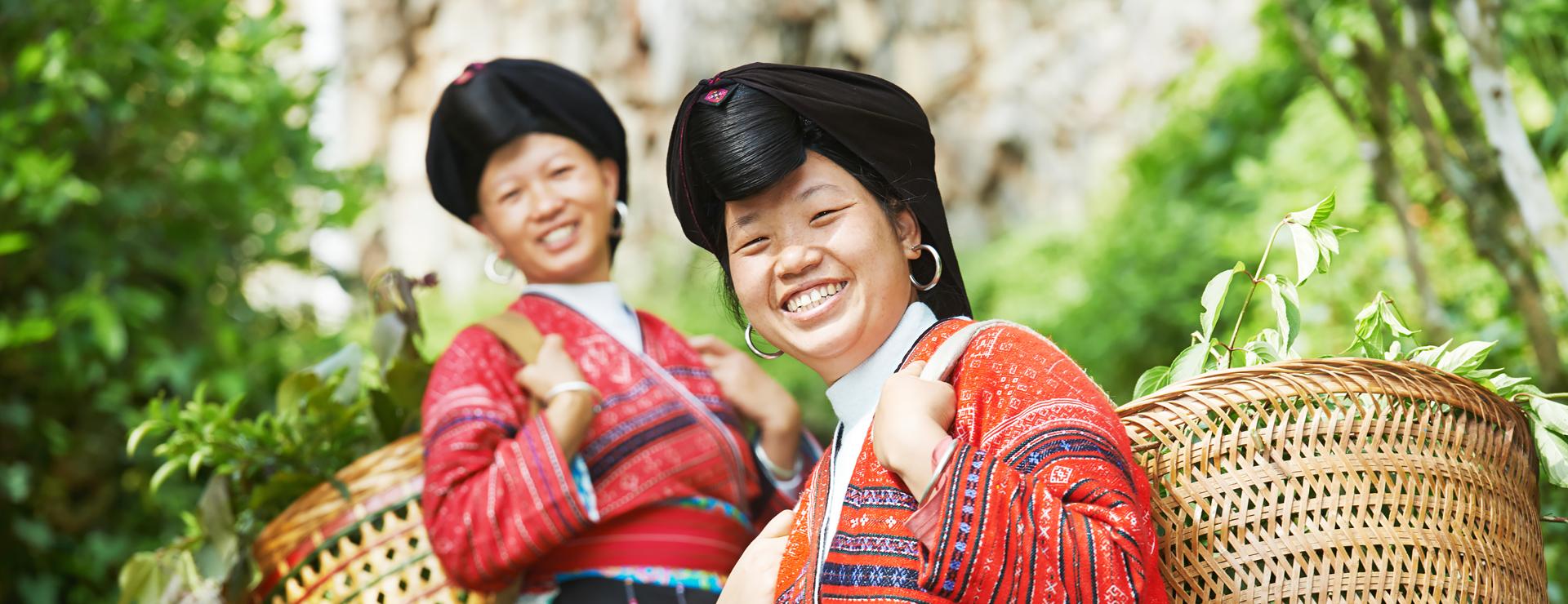 Kina – Minoritetsfolket Miao