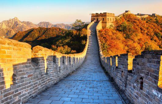 Kina runt