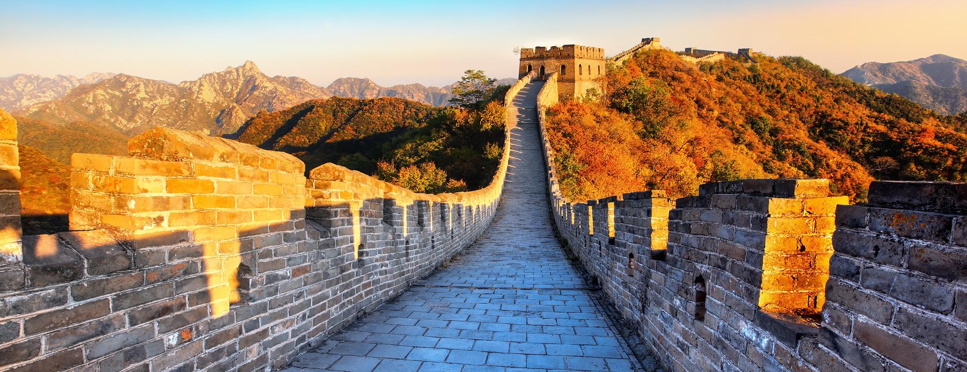 Peking – Kinesiska muren