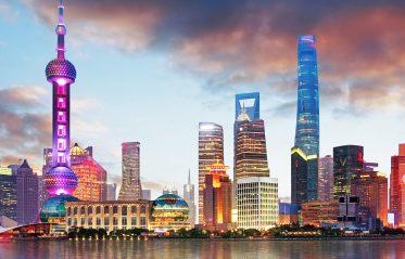 Shanghai på egen hand