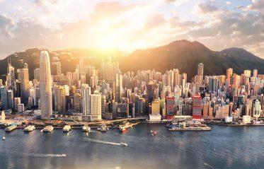 Vandra i Hongkong