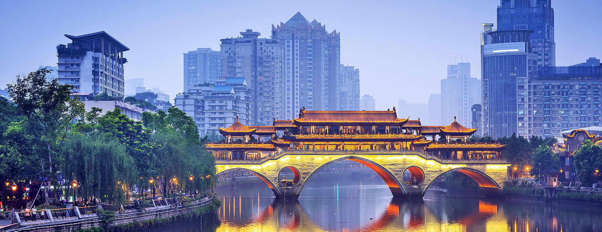 Kina – Chengdu