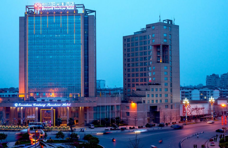 Emeishan – Century Sunshine Hotel