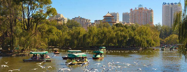 Green Lake Park (Kunming)