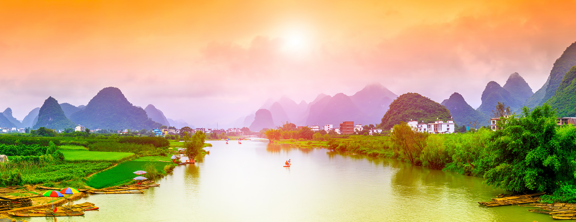 Kina – Lifloden