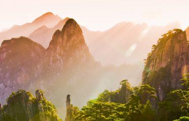 Huangshan, Gula bergen