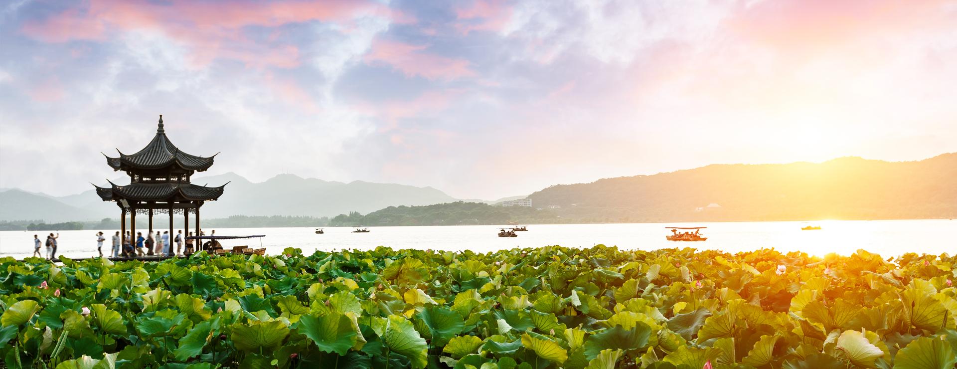 Kina – Västra sjön