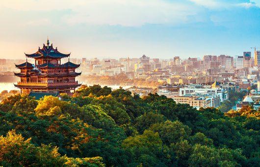 Vackra Kina