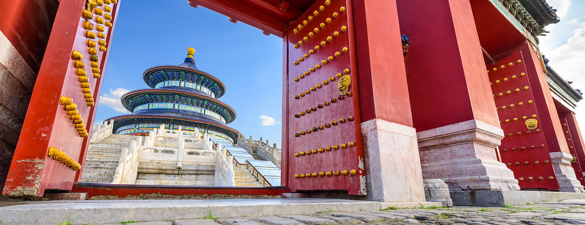Peking – Himmelens tempel