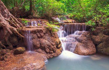 Huanglong naturområde