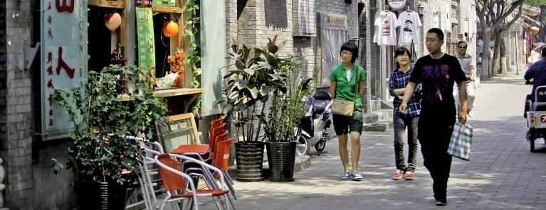 Hutongerna (Peking)