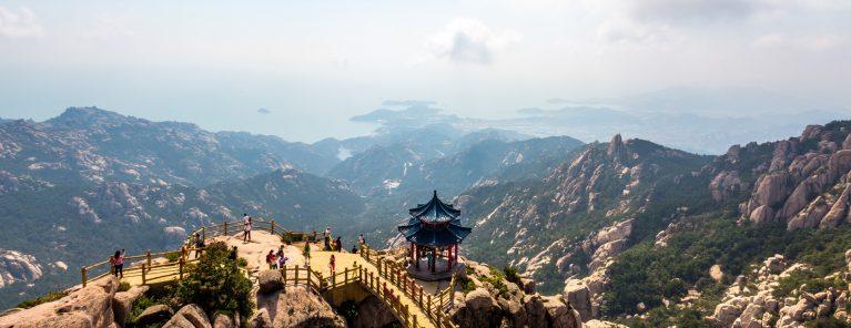 Laoshanberget (Qingdao)