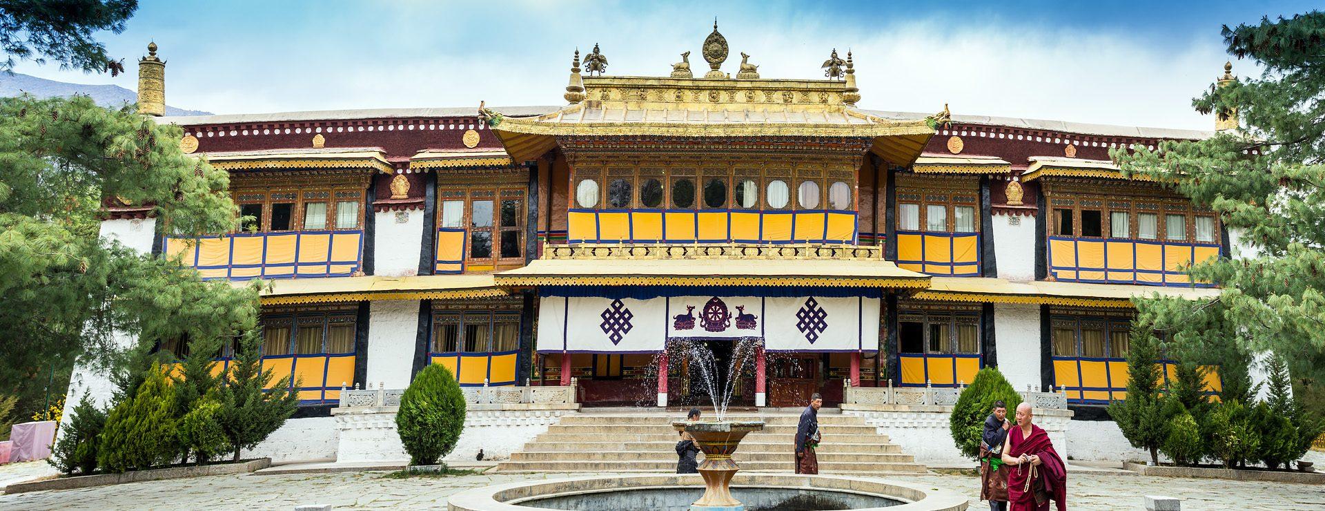 Norbulingka i Lhasa