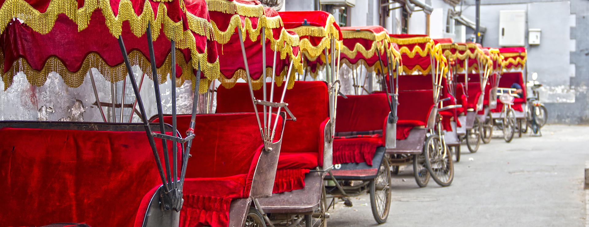 Peking – Rickshaw