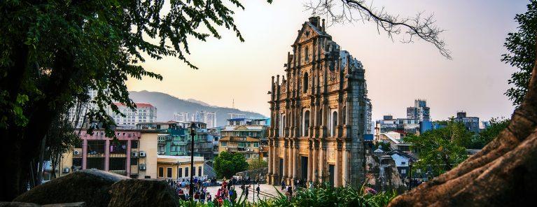 Sankt Paulskatedralen (Macau)