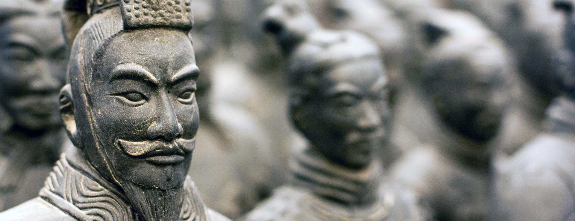 Xian – Terrakottaarmén