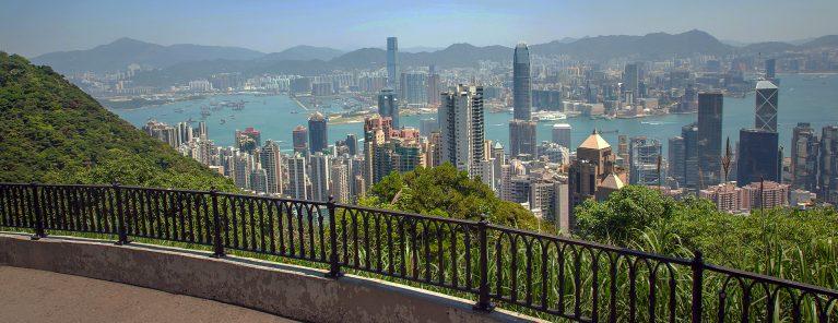 Victoria Peak i Hongkong