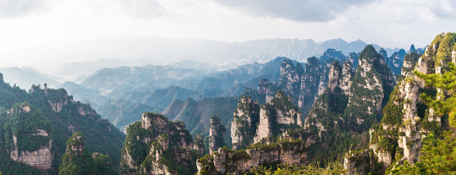 Wulingyuan naturområde