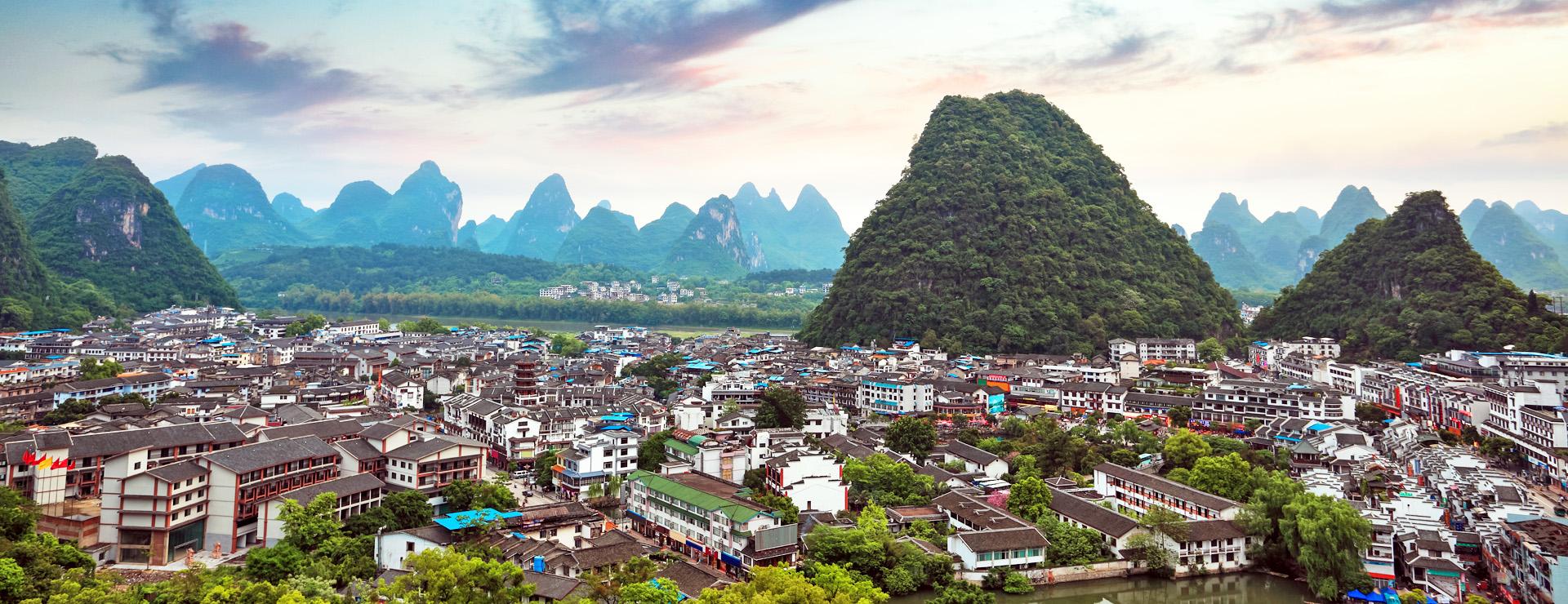 Kina – Guilin