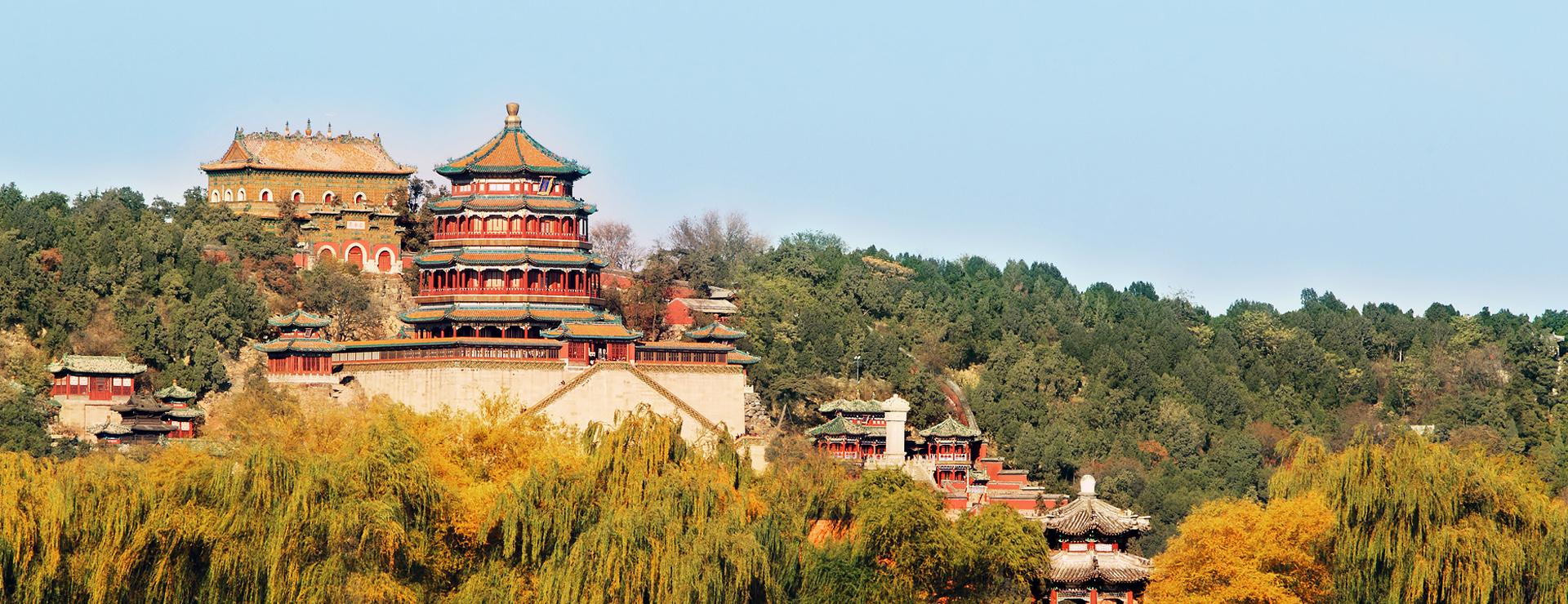 Peking – Sommarens tempel