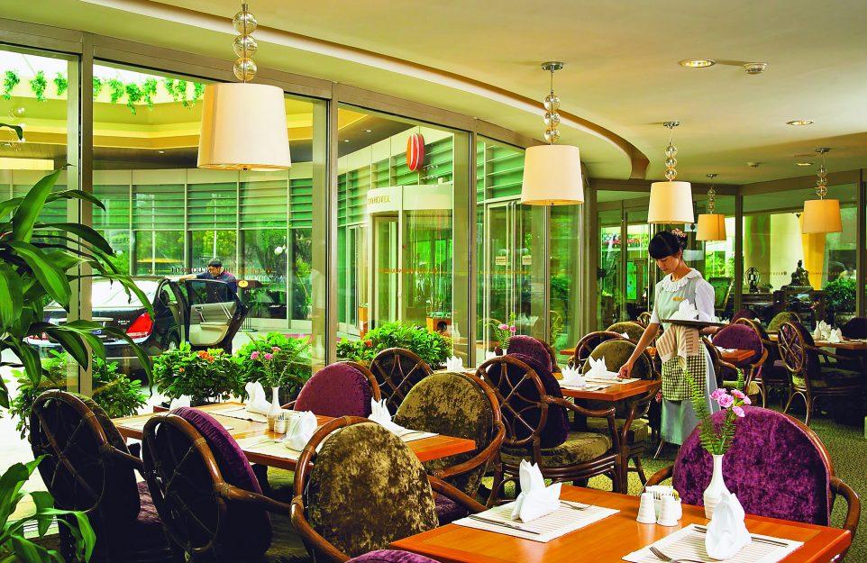 Peking – Jianguo Hotel