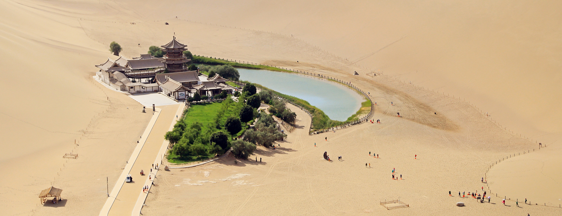 Sidenvagen – Dunhuang