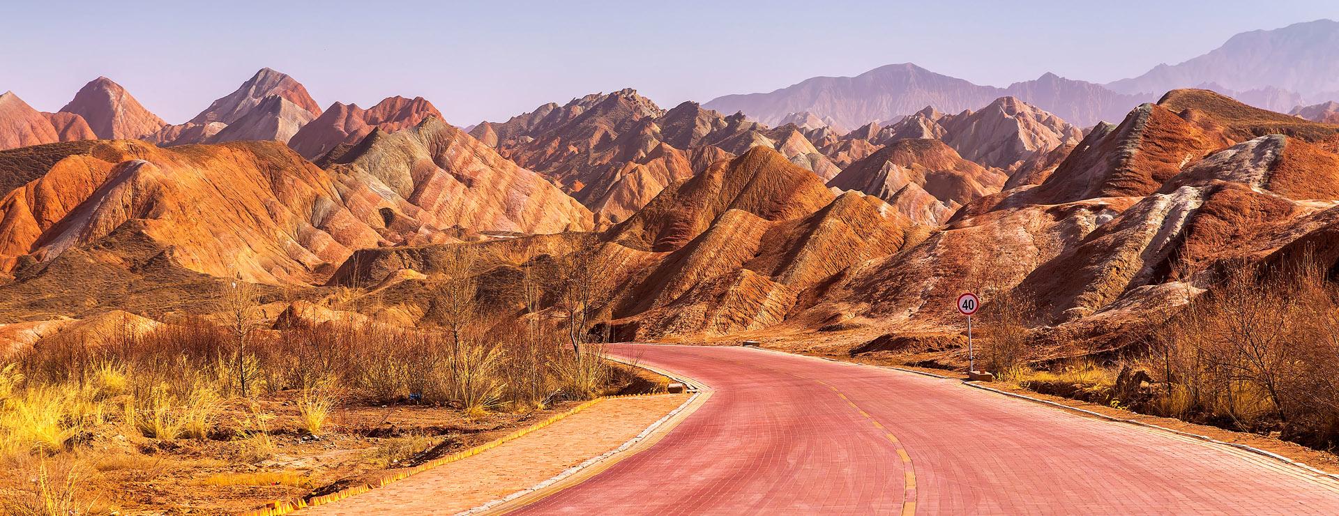 Sidenvagen – Gansu