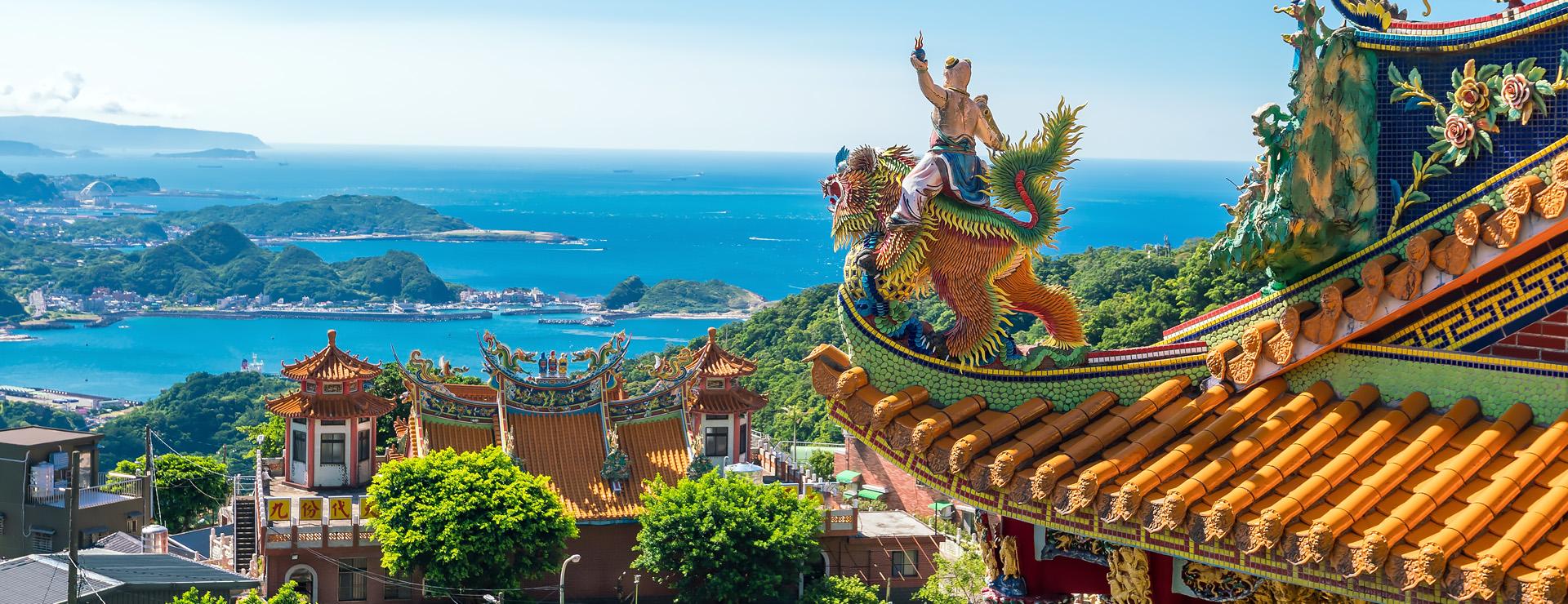 Taiwan – Taipei Jiufen