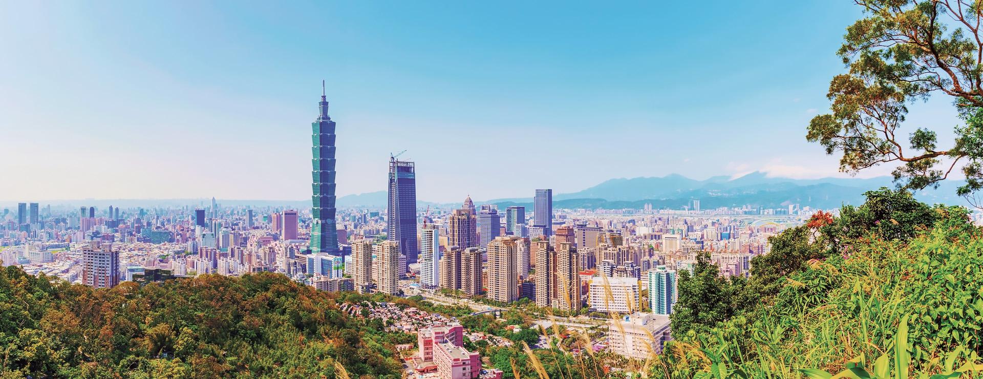 Taiwan – Taipei