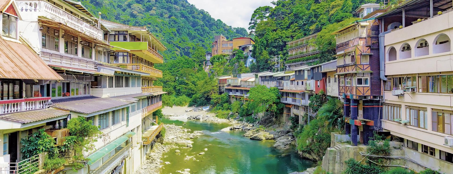 Taiwan – Wulai